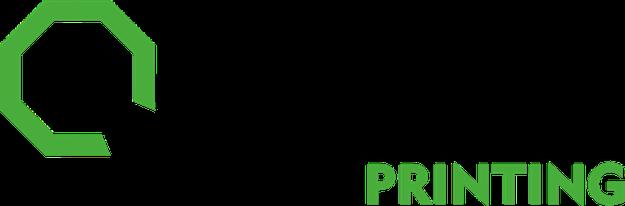 Octagon Printing Logo 3
